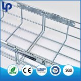 IEC61537の熱いDIP Galvanized Ss316 Steel Wire Mesh Cable Tray
