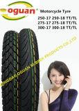 Veículo elétrico de alta qualidade e pneu de motocicleta de (300-18)
