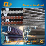 Tubo de acero inconsútil GR del API 5L ASTM A53. B, X42, X52, X60