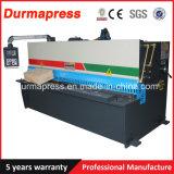 Machine de découpage différente de plaque de la couleur QC12y 8X2500
