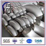 l'ajustage de précision de pipe de moulage de l'acier inoxydable 3000lbs 90 degrés a galvanisé le coude de soudure de plot