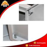 Schlafzimmer-Stahlmöbel-Metall, das Schrank mit Fach kleidet