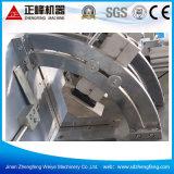 CNC 연결관 자동적인 절단은 알루미늄 이기 문을%s 보았다