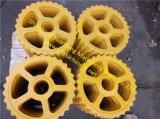 Rouleau 301012 de roue de fer de bâti de machines d'agriculture