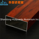 Профиль штрангя-прессовани деревянного переноса зерна алюминиевый для материала рамки шкафа