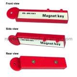 止め釘のホックロックおよび磁気キー