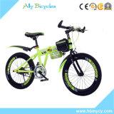A única velocidade BMX para crianças/liga de alumínio de dobramento caçoa a bicicleta