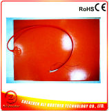 380V Custom Size及びWattage及びShape Silicone Electric Industrial Heater