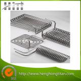 Prezzo di titanio senza giunte della conduttura/tubo di ASTM B338 Gr2