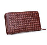 Handmade BV конструирует бумажники застежки -молнии неподдельной кожи