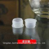 Bottiglia di vetro di modello della decorazione sei domestici con figura sveglia della lampadina