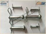 Ribattino d'acciaio degli accessori Q235 dell'armatura e perni perforati