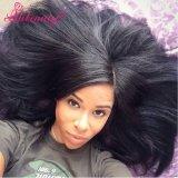 le cheveu humain droit crépu indien de la Vierge 8A empaquette en gros