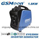 generatore silenzioso eccellente compatto della benzina dell'invertitore 1.7kVA con Ce, GS, EPA, approvazione di PSE