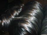 Alambre destemplado negro/precio destemplado suave de Roces de hierro