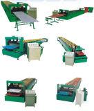 Máquina formadora de rolo / Perfil de aço galvanizado Perfil Light Steel Keel Machine
