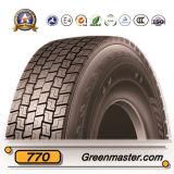 Todo el neumático radial de acero 12r22.5 del neumático TBR del carro