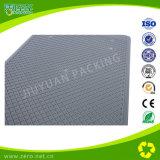 Caixas plásticas dos PP do tamanho grande com talão do ferro