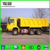 6X4 Vrachtwagen van de Stortplaats van de Vrachtwagen van de Kipwagen HOWO 30ton de Op zwaar werk berekende