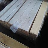 Revestimento de madeira engarrafada de cinza branco