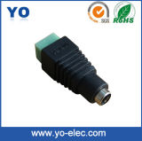 Screw Terminal (Y 3003)の2.1mm DC Connector