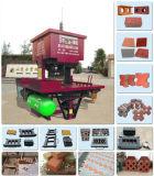 중국제 Eco 용감한 맞물리는 벽돌 기계