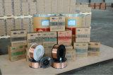 ¡Fuente de la fábrica! Alambre de soldadura Er70s-6/Er50-6/Sg2 de D300 15kg 0.8-2.0m m