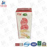 Aseptischer Ziegelstein-Karton für Milch und Saft
