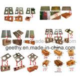 Ecoのマスター7000の小さい粘土の煉瓦ブロック機械