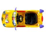 conduite électrique de contrôle par radio de l'alimentation par batterie 6V sur le véhicule de jouet