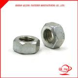 Noix Hex compétitive de la qualité DIN934 de prix usine