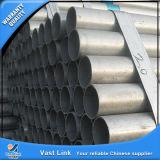 Tubulação de aço galvanizada de pequeno diâmetro