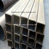 Tubo de acero/tubo cuadrado laminado en caliente/sección hueco