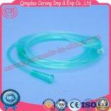 Cateter descartável médico do oxigênio do PVC