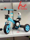 трицикл 2017baby с светом и нот/светлым колесом
