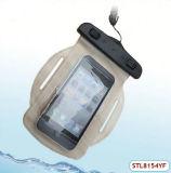 Случай быстрой поставки водоустойчивый с Armband для iPhone 5c 5s