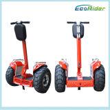 Ecorider 2016 outre de l'individu de Segwayment de roue de la route deux équilibrant le scooter électrique