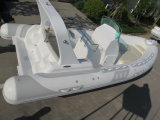 6.8m 사치품 늑골 배, 군 구조 배, 고속 배, 세륨 Cert.를 가진 팽창식 어선
