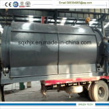 カーボン熱分解機械にリサイクルする12トンのやしシェル