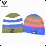 Cappello caldo diretto di musica del Beanie di Bluetooth del Knit della banda di vendita della fabbrica
