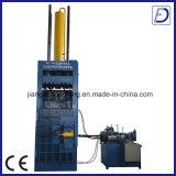 Vertikale hydraulische Kleidungs-Presse-Ballenpresse