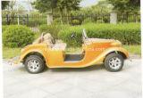 4つのシートの電気標準的な車