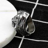 Anéis de dedo por atacado do crânio da jóia do aço inoxidável da fábrica
