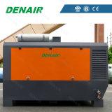 O patim da tecnologia de Alemanha montou o diesel - compressor de ar psto para a mineração