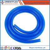 Boyau clair flexible de PVC/tube clair transparent de boyau de l'eau de matière première de PVC Pipe/PVC