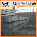 Barres plates laminées à chaud d'acier inoxydable d'AISI 321