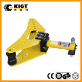 Cintreuse hydraulique électrique de pipe de marque de Jiangsu Kiet