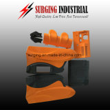 OEM CNC die de Plastic Snelle Prototyping Dienst, Plastic Dekking machinaal bewerken
