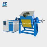 35kw 30kg Induktions-Metallschmelzender Ofen für Stahl