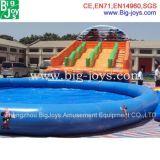 De opblaasbare Spelen van het Park van het Water voor Volwassenen (Mobiel Water park-007)